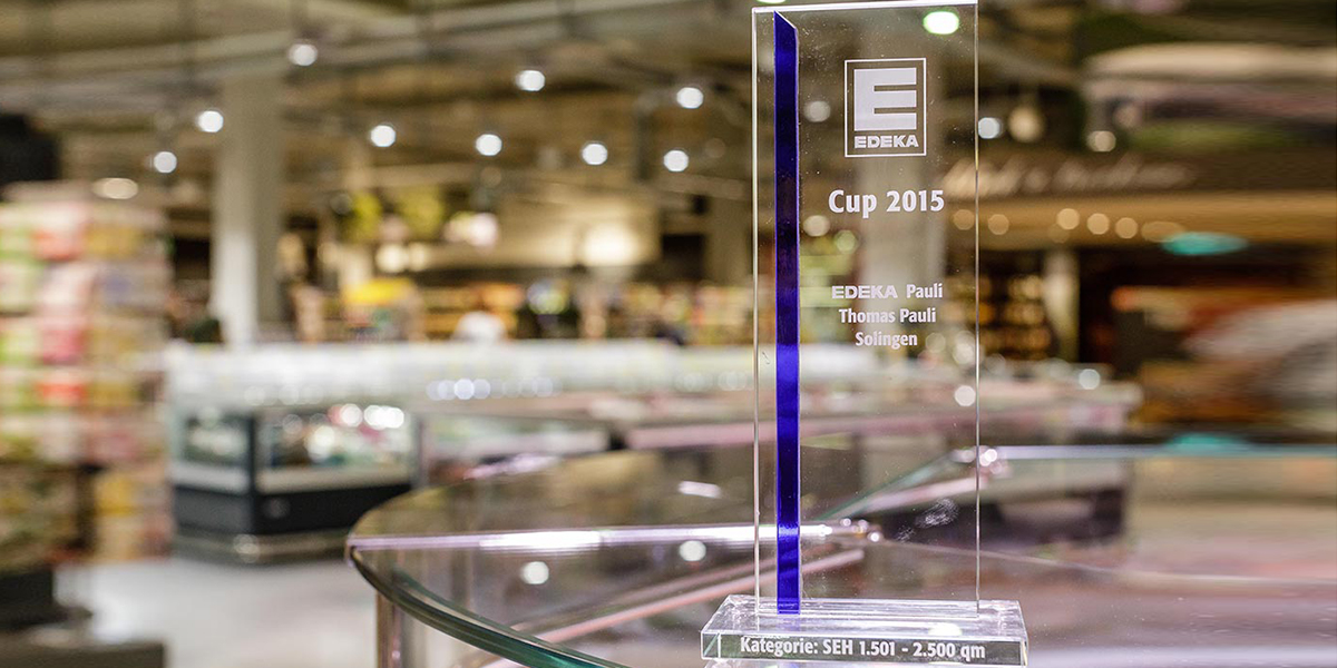 Gewinn des EDEKA-Cups 2015!