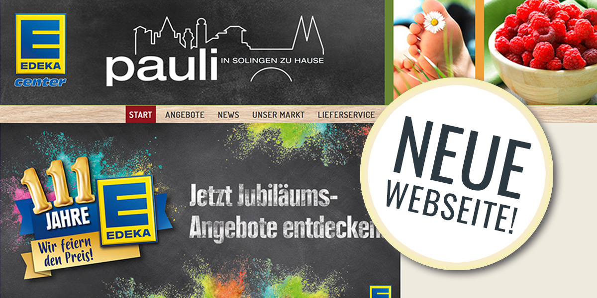 Webseite im neuen Gewand!